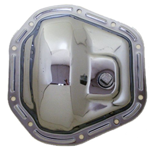1966-UP Dodge/Ford Dana 60 Chrome Steel Front/Rear Differential Cover - 10 Bolt