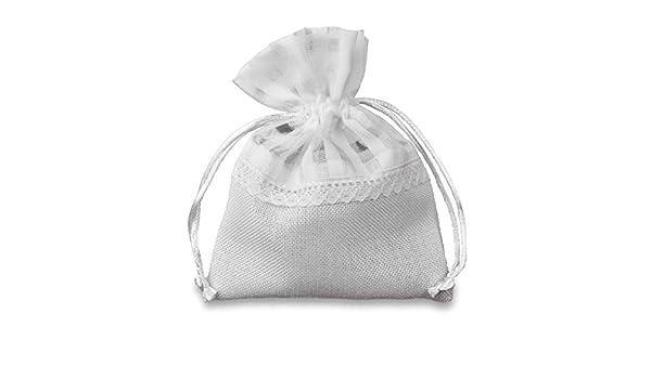 IRPot – 12 bolsas blancas TF1040 cuadros 10 cm: Amazon.es: Electrónica