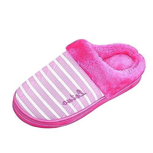 Nuevo Icegrey - Zapatillas de estar por casa de Material Sintético para  mujer 1304847fd188