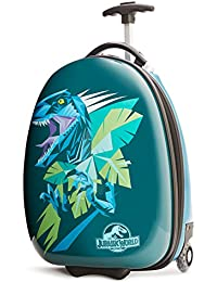 Jurassic Kid's Hardside Luggage, Blue