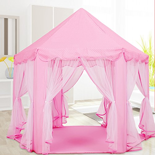 Play Tent Child Princess Castle Indoor and Outdoor Large ...