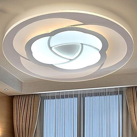 WEIAN Studie Decke Leuchten Innenbeleuchtung Führte Luminaria Abajur  Moderne Led Deckenleuchten Für Wohnzimmer Lampen