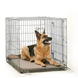 One for Pets Orthopedic Interlaced Air Crate Mat, 6000, Taupe