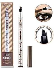 YOUNUO Eyebrow Tattoo Pen Microblading Eyebrow Pencil...