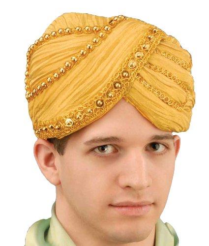 Maharaja Costumes - Forum Novelties Men's Maharaja Turban Costume