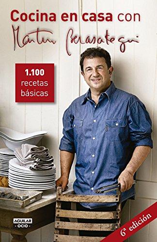 Cocina en casa con Martin Berasategui. 1100 recetas basicas pdf epub