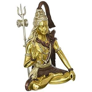Bhagawan Shiva - Brass Statue 30