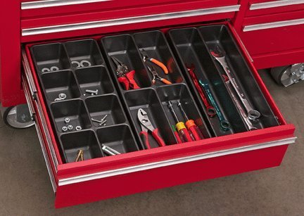3 Piece Drawer Organizer Set
