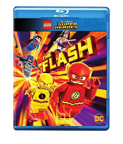 LEGO DC Super Heroes: The Flash (BD) [Blu-ray] (The Movie Flash)