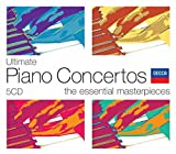 Classical Music : Ultimate Piano Concertos [5 CD]