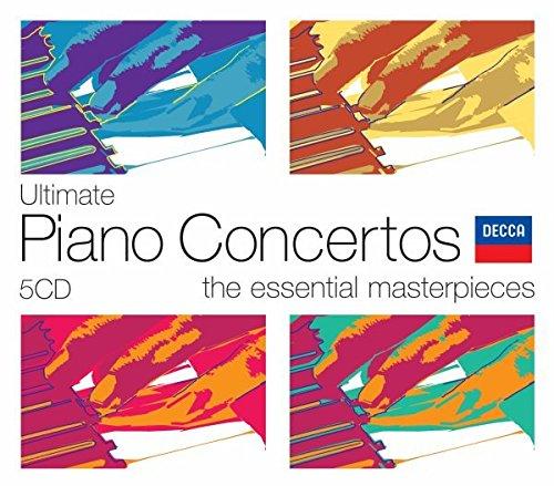 Ultimate Piano Concertos [5 CD]
