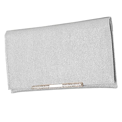 Bag Fellini Bridal Evening Bag Wedding Spark Silver Clutch Clutch Carlo Purse Sara Bag Evening Bag Handbag Party 4xqZdCg