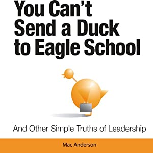 You Can't Send a Duck to Eagle School Audiobook