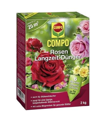 Compo 21575 Rosen Langzeit Dünger 2 kg