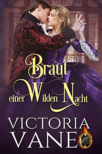 Braut einer wilden Nacht: A Wild Night's Bride (The Devil DeVere 1) (German Edition)