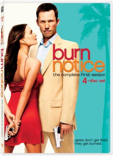 Burn Notice Season 1 -  NTSC