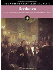 Beethoven - Intermediate to Advanced Piano Solo: 36 Selections from Symphonies, Concertos, Masses and Piano Works