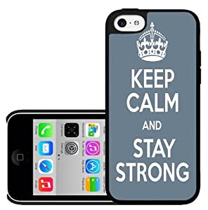 MEIMEIKeep Calm And Stay Strong iphone 6 plus 5.5 inch Hard CaseMEIMEI