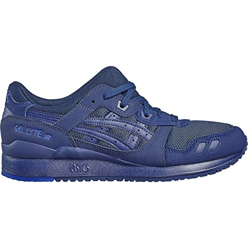 Asics Gel Unisex III Lyte H7n3n Adults' 4949 Trainers Blue aTarHwqx