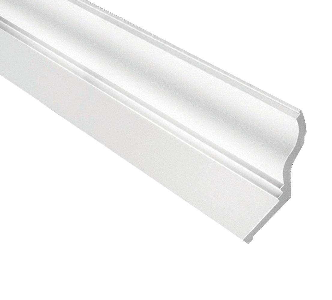 Fypon MLD536-12 15 3/8''H x 8 1/2''P, 12' Length, Door/Window Moulding