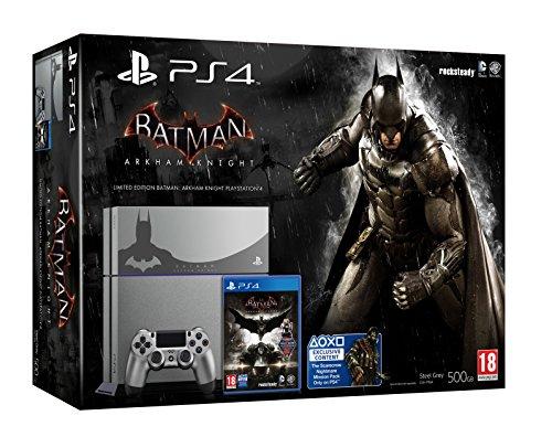 Videoentity.com 510g2-zRiBL Sony PlayStation 4 Console Limited Edition with Batman: Arkham Knight
