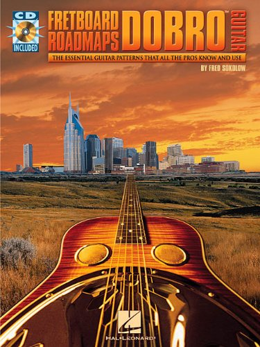 Fretboard Roadmaps - Dobro(TM) Guitar: The Essential Guitar Patterns That All the Pros Know and ()
