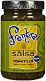food salsa - Frontera Foods Medium Tomatillo Salsa, 16 oz