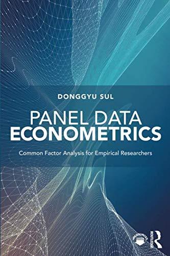 Panel Data Econometrics - Model Dynamic Panel