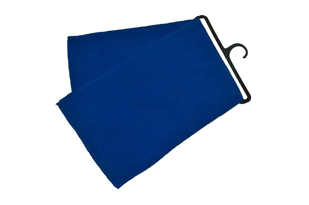 Childs Fleece Scarf, Royal Blue
