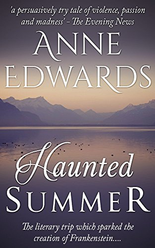 book cover of Haunted Summer