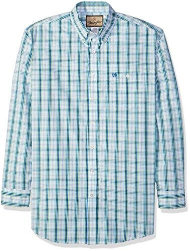 Wrangler Classic Long Sleeve Shirt (White) - 1
