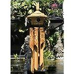 Fairtrade Bamboo Bird House with Flow...