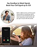 Cell Phone Signal Booster for Car, Truck, RV, SUV