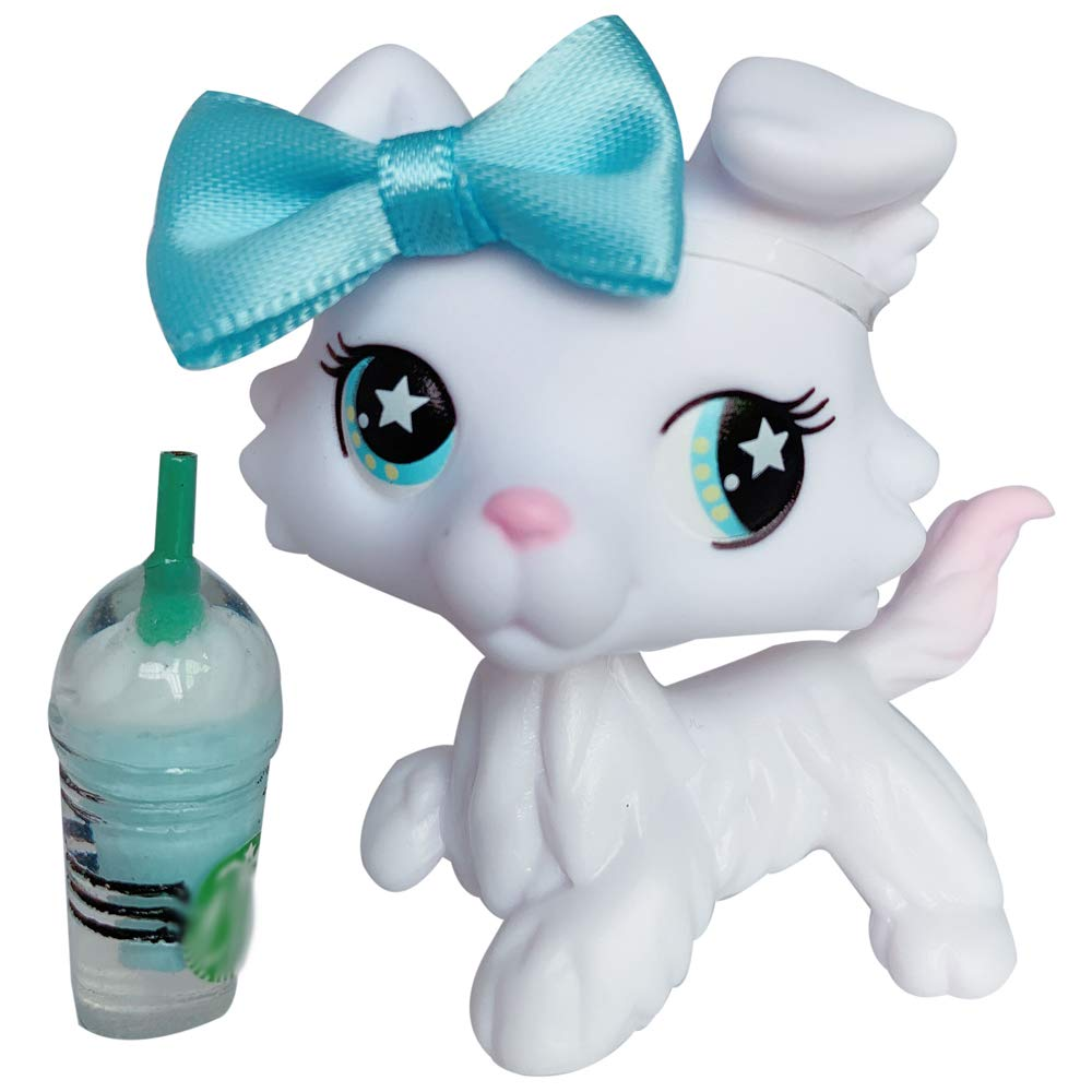 lps 272 lps Cats and Dogs Rare Figures Collection with lps Accessories 1PC Kids Gift