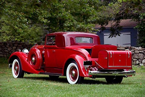 Classic and Muscle Car Ads and Car Art Packard Eight for sale  Delivered anywhere in USA