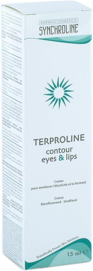 Synchroline Terproline contour eyes & lips 15ml