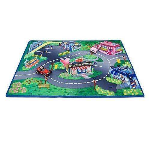 US Disney Store Mickey & Minnie Limited Play Mat Minnie