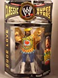 WWE Classic Series 2 Dude Love Red Blue Wrist Bands Wrestling Figure