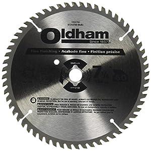 Oldham circular saw blade 7 14 dia 60 teeth 58 steel boxed oldham circular saw blade 7 14 dia 60 teeth 58 steel boxed greentooth Gallery