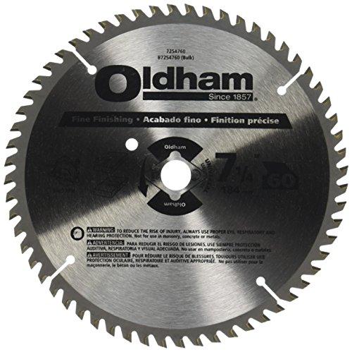 Oldham Circular Saw Blade 7-1/4