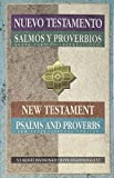 Nvi / Niv Spanish/English New Testament Psalms/Proverbs, Biblica, 1563205254