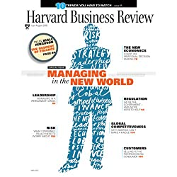 Harvard Business Review, July 2009