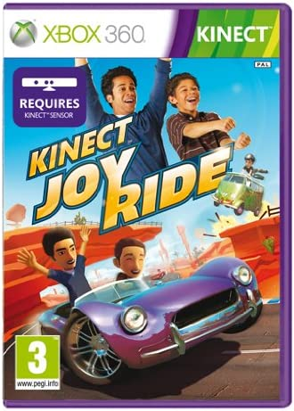 Microsoft Joy Ride, Xbox 360 - Juego (Xbox 360): Amazon.es: Videojuegos