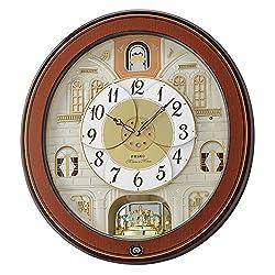 Seiko Wall Clock (Model: QXM368BRH)