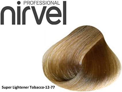 nirvel Color del pelo coloration Tobacco Super Ligh tener ...