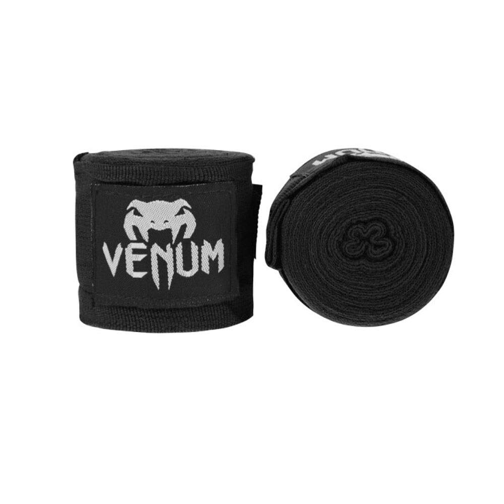 XIAONINGMENG Muay Thai Boxing Bandage, Cotton Boxing Bandage Bandage, 2.5m / 4m (one Pair), The Best Choice for Boxing Enthusiasts (Color : Black) by XIAONINGMENG