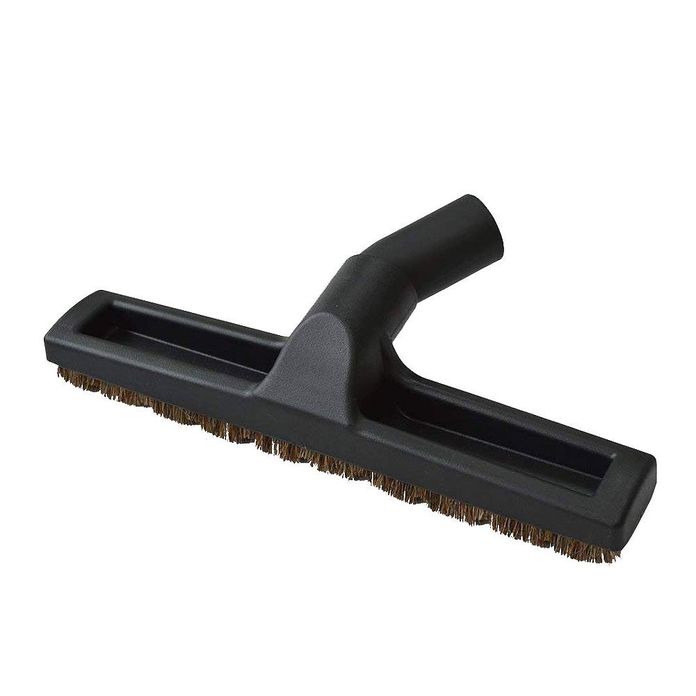 "EZ SPARES Smooth Floor Brush Horsehair 1 1/4"" 32mm Universal Vacuum Cleaner Brush Head Good Water Absorption Fit Most Brand Hoover,Eureka, Royal, Dirt Devil,Kirby, Rainbow"