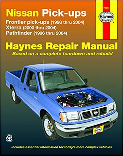 engine repair diagram nissan frontier pickup 98 04  pathfinder 96 04   xterra 00 04  nissan frontier pickup 98 04