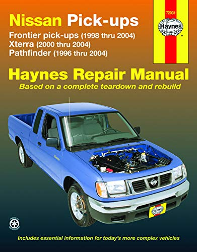 (Nissan Frontier Pickup 98-04, Pathfinder 96-04 & Xterra 00-04 (Haynes Repair Manuals) )