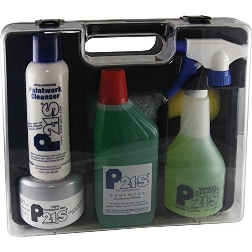 Eckler's Premier Quality Products 25-353850 P21S Deluxe Auto Care Set
